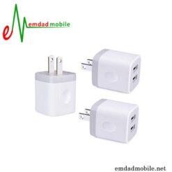 قیمت خرید آداپتور اصلی اپل 1 آمپر و 5 ولت - Apple 5W MD810 A1385