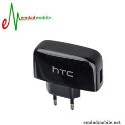 قیمت خرید آداپتور شارژر اصلی اچ تی سی 1 آمپر - 5 ولت HTC TC P450-EU