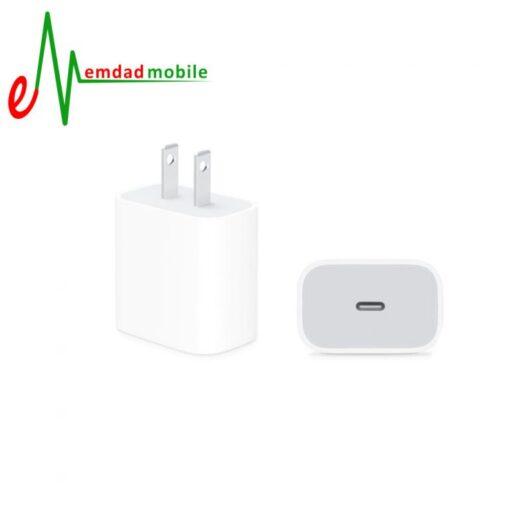 قیمت خرید آداپتور شارژر اصلی 3 آمپر و 9 ولت - Apple 18W USB-C