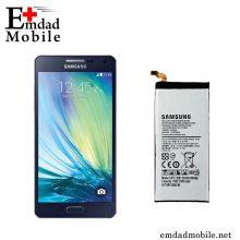 باتری اصلی سامسونگ Galaxy A5 Duos با آموزش تعویض
