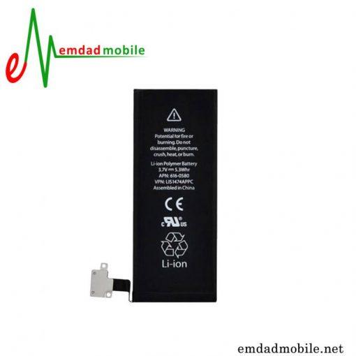 قیمت خرید باتری اصلی گوشی آیفون 4 به همراه آموزش تعویض