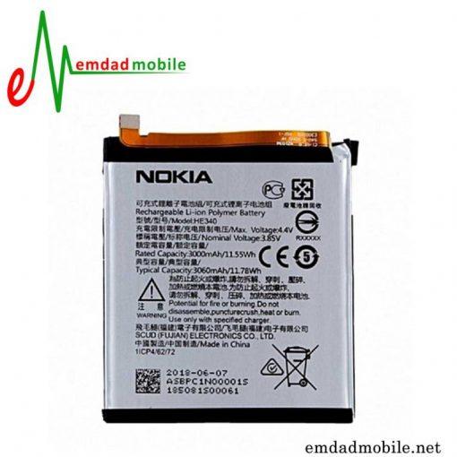 قیمت خرید باتری اصلی گوشی نوکیا NOKIA 7.