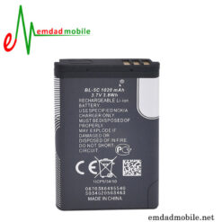 قیمت خرید باتری اصلی گوشی نوکیا NOKIA BL- 5C