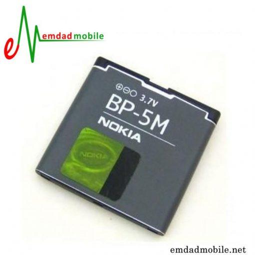 قیمت خرید باتری اصلی گوشی نوکیا NOKIA BP – 5M