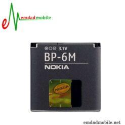 قیمت خرید باتری اصلی گوشی نوکیا NOKIA BP-6M