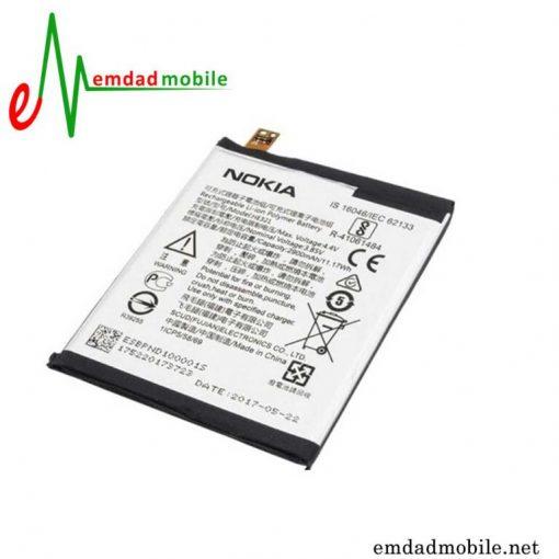 قیمت خرید باتری اصلی گوشی نوکیا Nokia 5 – HE321