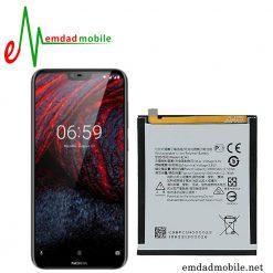 قیمت خرید باتری اصلی گوشی نوکیا Nokia 6.1 plus (Nokia X6)