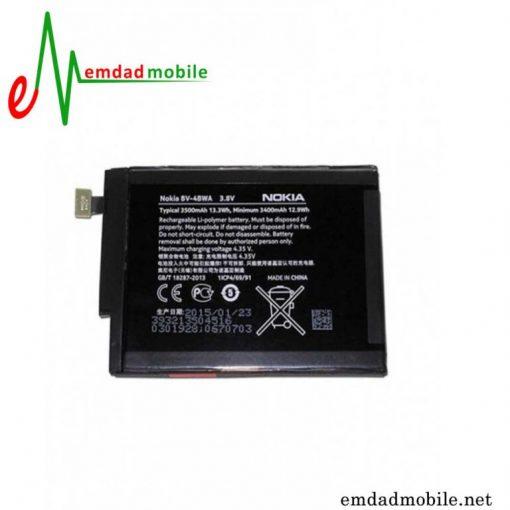 قیمت خرید باتری اصلی گوشی نوکیا Nokia Lumia 1320 – BV-4BWA