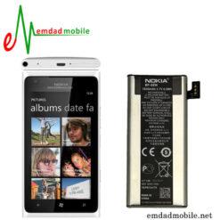 قیمت خرید باتری اصلی گوشی نوکیا Nokia lumia 900 – BP-6EW