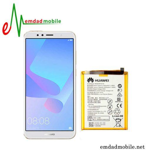 قیمت خرید باتری اصلی گوشی هوآوی Huawei Y6 Prime (2018) - HB366481ECW