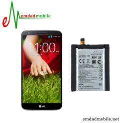 قیمت خرید باتری اصلی گوشی ال جی LG G2 – BL-T7 D800 D801
