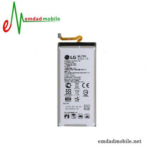 قیمت خرید باتری اصلی گوشی ال جی LG G7 ThinQ.