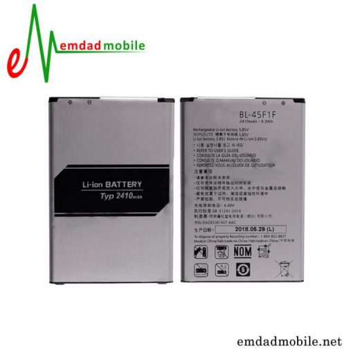 قیمت خرید باتری اصلی گوشی ال جی LG K8 (2018)