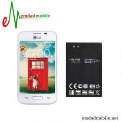 قیمت خرید باتری اصلی گوشی ال جی LG L40 - BL-44JR