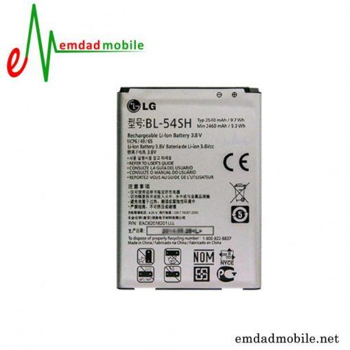 باتری اصلی گوشی ال جی LG L90 Dual D410 - BL-54SH