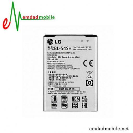 قیمت خرید باتری اصلی گوشی ال جی LG Magna