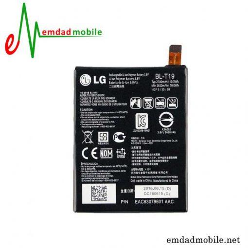 قیمت خرید باتری اصلی گوشی ال جی LG Nexus 5X