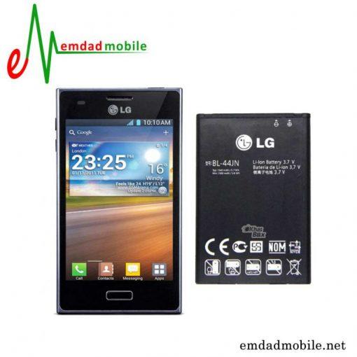قیمت خرید باتری اصلی گوشی ال جی LG Optimus L7 – P700