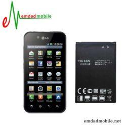قیمت خرید باتری اصلی گوشی ال جی LG P970 – BL-44JN