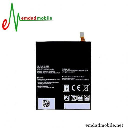 قیمت خرید باتری اصلی گوشی ال جی LG Q8 2018