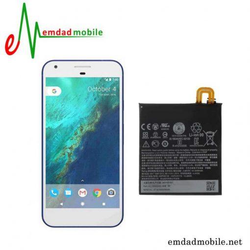 قیمت خرید باتری اصلی گوشی اچ تی سی HTC Google Pixel XL