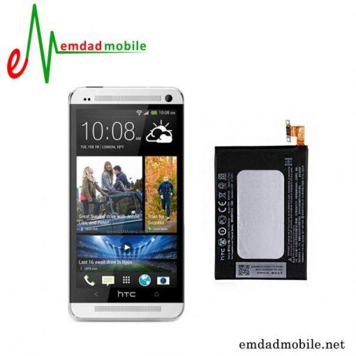 باتری قیمت خرید اصلی گوشی اچ تی سی HTC One M7 - BN07100