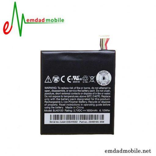 قیمت خرید باتری اصلی گوشی اچ تی سی HTC One S – BJ40100