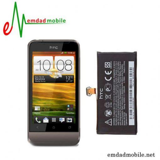 قیمت خرید باتری اصلی گوشی اچ تی سی HTC One V – BK76100