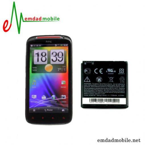 قیمت خرید باتری اصلی گوشی اچ تی سی HTC Sensation