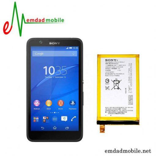 قیمت خرید باتری اصلی گوشی سونی Sony Xperia E4