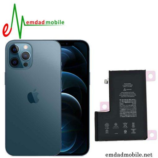 قیمت خرید باتری اصلی گوشی Apple iPhone 12 Pro Max