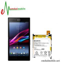 باتری اصلی گوشی Sony Xperia Z Ultra با آموزش تعویض