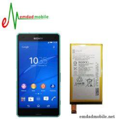 قیمت خرید باتری اصلی گوشی Sony Xperia Z3 Compact با آموزش تعویض
