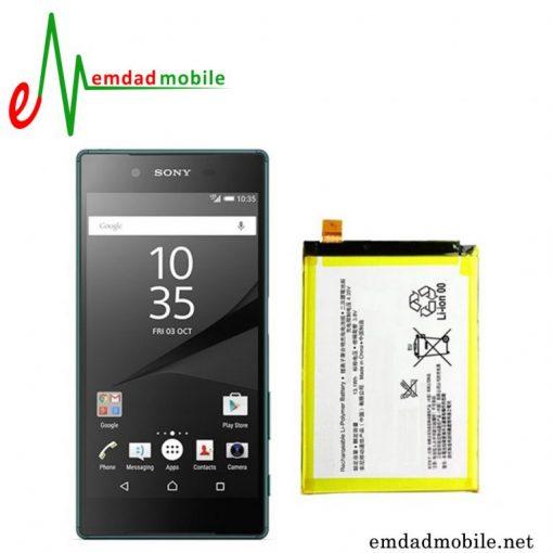 قیمت خرید باتری اصلی گوشی Sony Xperia Z5 با آموزش تعویض