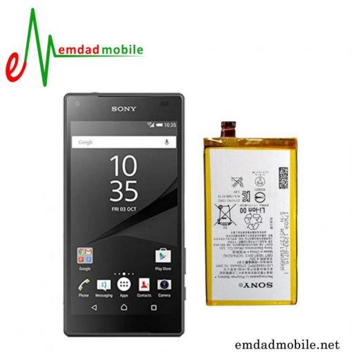 قیمت خرید باتری اصلی گوشی Sony Xpreia Z5 Compact
