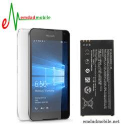 قیمت خرید باتری اصلی گوشی Microsoft Lumia 650 – BV-T3G