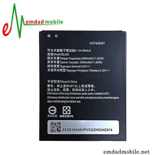 قیمت خرید باتری اصلی گوشی lenovo a7000