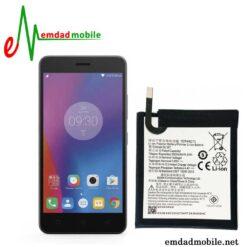 قیمت خرید باتری اصلی گوشی lenovo k6- bl267