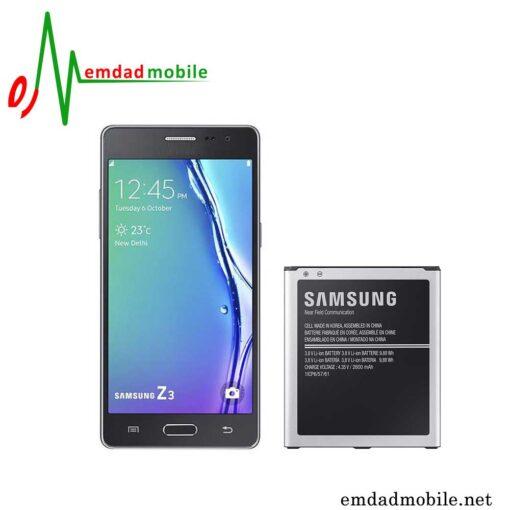 قیمت خرید باتری اصلی گوشی سامسونگ Galaxy Z3