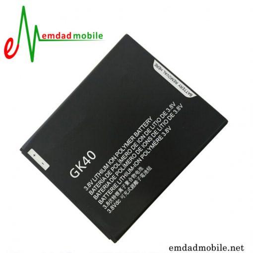 قیمت خرید باتری گوشی موتورولا Motorola Moto G5 – GK40