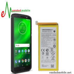 قیمت خرید باتری گوشی موتورولا Motorola Moto G6 Plus
