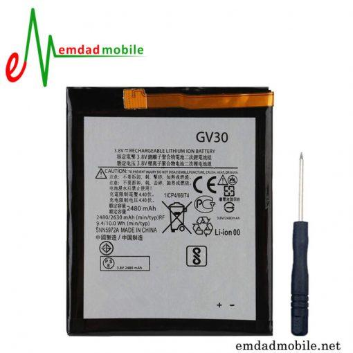 قیمت خرید باتری گوشی موتورولا Motorola Moto Z – GV30