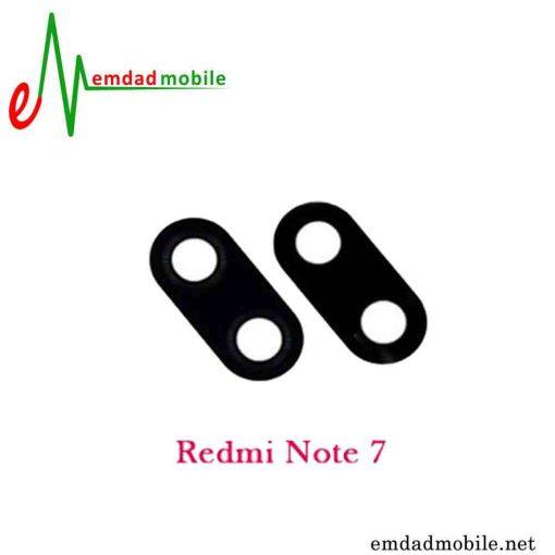 شیشه دوربین شیائومی Xiaomi Redmi Note 7