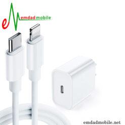 قیمت خرید شارژر، کابل شارژ و آداپتور اصلی آیفون iPhone 11 Pro