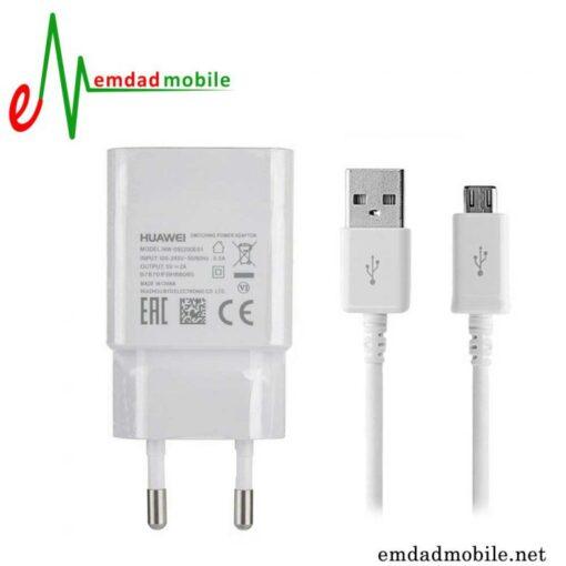 قیمت خرید شارژر اصلی 2 آمپر و 5 ولت هواوی Huawei Charge AP81 + Micro