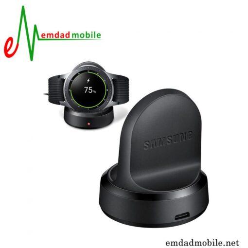 قیمت خرید شارژر وایرلس ساعت سامسونگ Samsung Galaxy Watch - EP-YO805BBEGWW