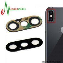 قیمت خرید شیشه دوربین اصلی گوشی آیفون iPhone XS Max