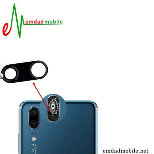 قیمت خرید شیشه دوربین هوآوی Huawei P20
