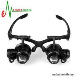 قیمت خرید عینک میکروسکوپی مگنیفایر مدل Magnifier 9892Gj