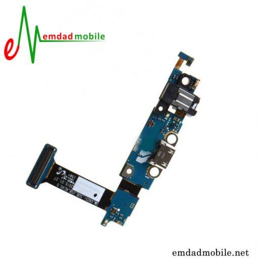 قیمت خرید فلت شارژ و میکروفن سامسونگ Galaxy S6 edge